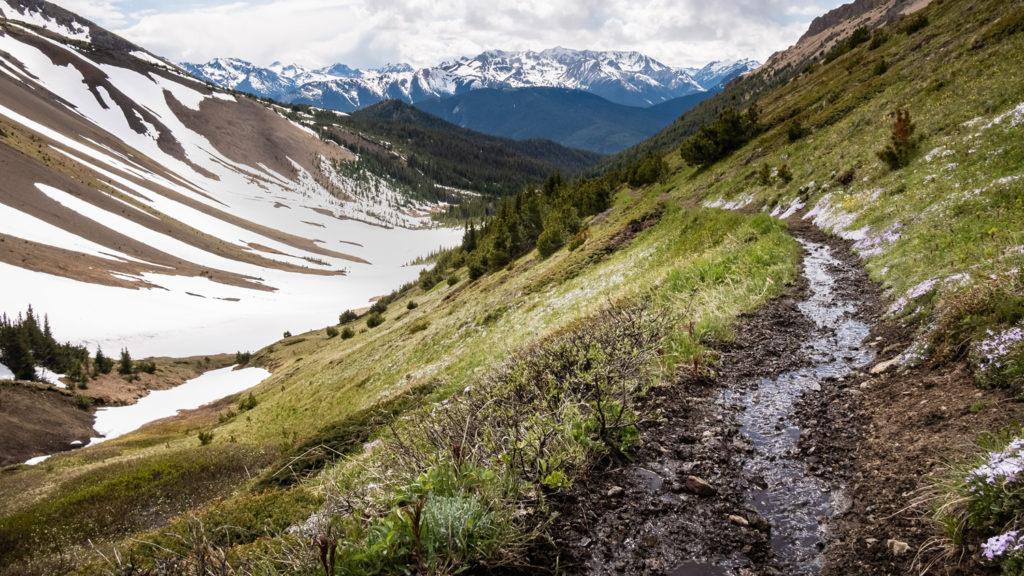 South Chilcotin Mountain Trail