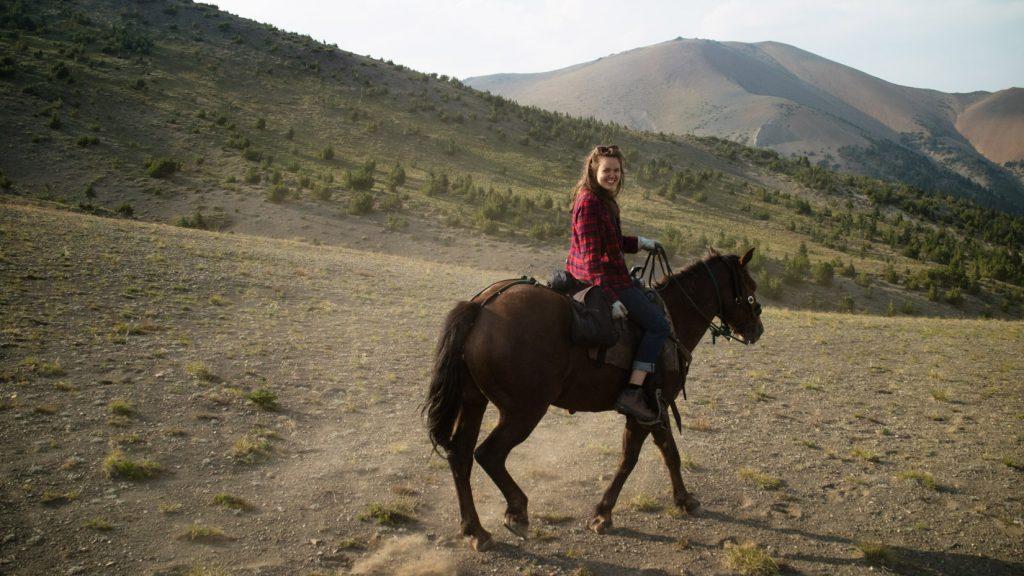Molly's Wilderness Internship
